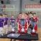 Młodzi Stoczniowcy grali w Drobinie